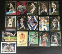 Los Angeles Dodgers-15 Cards-Gavin Lux,May,Gonsolin,Rios Rookie Cards Kershaw +