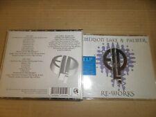"EMERSON, LAKE & PALMER  |  ""Re-Works"" limited edition 3CD set  |  ELP"
