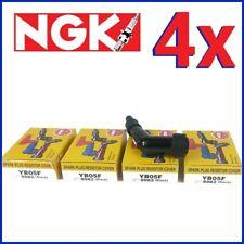 Zündkerze Set NGK 4x Br8es für Kawasaki GPZ 1100 Unitrack