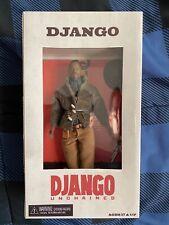 "Django Unchained - Doll NECA 8"" Django Figure - New & Sealed -"