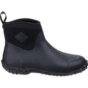 Muck Boots Muckster II Short Mens Wellington Chelsea Boot Wellies Size 7-11