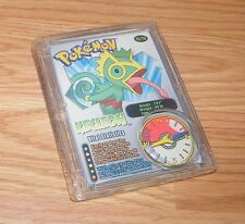 "Wendys Kids Meal Pokemon ""Kecleon"" Compass Clip On Trading Card Only **READ**"