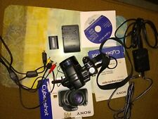 SONY Cyber-shot DSC-HX1 Digital Camera with accessories (battery, battery charge