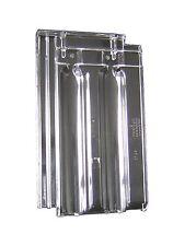 Klöber Lichtpfanne KL 0033 Acrylglaspfanne für Doppelmuldenziegel