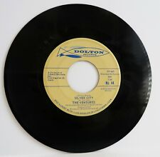 The Ventures - Silver City / Bluer Than Blue -1961 Promo Dolton Records Ex