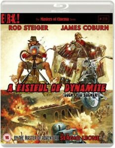 A Fistful of Dynamite - The Masters of Cinema Series RB Blu ray