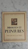 Álbum de Arte - Drogues Y Peintures - N º 14 - Toulouse Lautrec