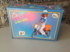 Vintage Doll Tanya In Bicicletta - Ceppi Ratti Nib