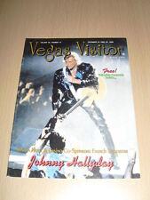 JOHNNY HALLYDAY Vegas Visitor novembre 1996