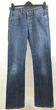 Mens Polo Ralph Lauren Blue Jeans W30 L34 Mercer Slim Fit