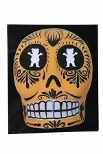 "Grizzly Griptape P-Rod Sugar Skull 5"" Paul Rodriguez Skateboard Sticker Decal"
