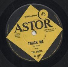 "THE DOORS   Rare 1969 Australian Only 7"" OOP Astor Label Rock Single ""Touch Me"""