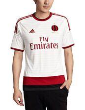 Adidas Maglietta uomo AC Mailand Away Bianco (weiß/rot) XL