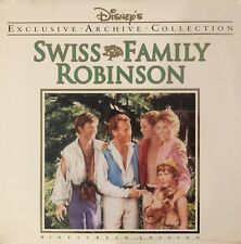 DISNEYS Swiss Family Robinson  NEW Sealed Laserdisc Exclusive Archive Collection