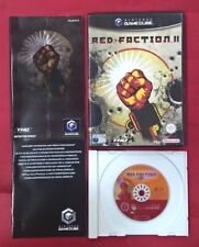 Red Faction II - NINTENDO - GAMECUBE - USADO - MUY BUEN ESTADO