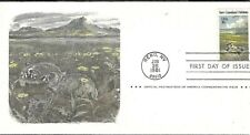 U.S. 1981 Wildlife Habitats Prairie Dogs #1922 on an A6 Postmasters Fdc Cachet