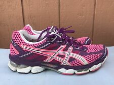 Asics Gel-Cumulus 15 Women's US 9 M EUR 40.5 Running Training Shoes T3C5N Pink