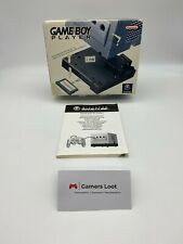 NINTENDO GAMECUBE GAME BOY PLAYER NUR OVP | GAME CUBE | MIT ANLEITUNG | GAMEBOY