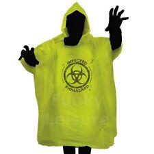Zombie Biohazard Festival Rain Poncho