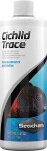 Seachem Cichlid Trace 500ml/17floz   Free Shipping