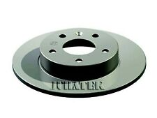 VAUXHALL ZAFIRA A, B 2x Brake Discs (Pair) Solid Rear 98 to 14 264mm Set 569109