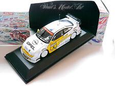"OPEL Calibra DTM 1994 Joest ""patatine fritte""/Rosberg #6, Minichamps 1:43 Boxed!"