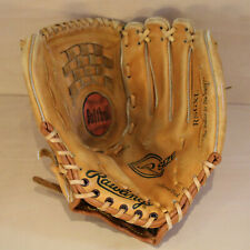 Rawlings RSGXL Softball Glove, Right Handed Thrower, Deep Well Pocket, Leather
