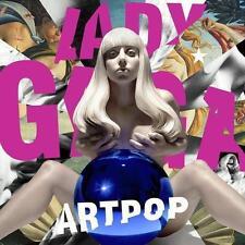 Artpop da Lady Gaga (2013), nuovo OVP, CD