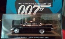 James Bond Car Collection- Plymouth savoy P&P Discount on multiple purchases​.