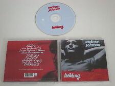 Andreas Johnson/tesoro (WEA 398426914-2) CD Album
