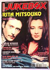 JUKEBOX n°175; Rita Mitsouko/ Stevie Wonder/ Rollings Stones/ George Harisson