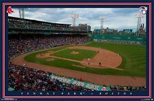 FENWAY PARK - BOSTON RED SOX POSTER - 22x34 MLB BASEBALL 14043