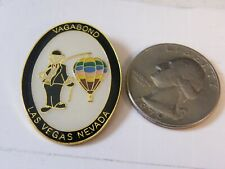 VAGABOND LAS VEGAS NEVADA HOT AIR BALLOON PIN