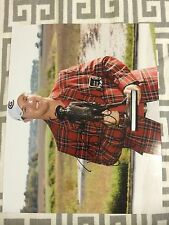 Boo Weekley Signed Pga Tour Golf 8 X 10 Photo Autographed