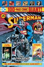 SUPERMAN  DC 100 PAGE GIANT #10 WAL-MART EXCLUSIVE COMIC VF/NM SOLD OUT!