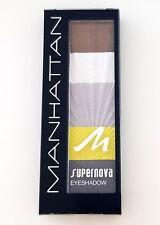 Manhattan Supervova Kollektion Lidschatten 02 Sexy Solar Neu