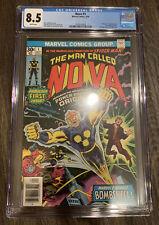 Nova #1 CGC 8.5 (1976) 1st appearance Nova