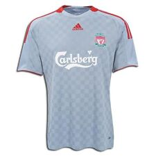 ADIDAS FC LIVERPOOL [ TAILLE 152 ] MAILLOT GRIS