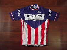 Brand New Team Brooklyn Chewing gum cycling Jersey, Gios