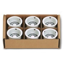 6-Pack Waterwise Water Wise 9000 Distiller Filter Cups~WW6506 ~also for WW7000