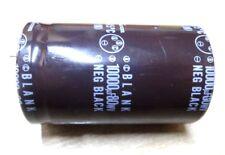 Condensador Electrolítico NICHICON 10000uf 80 V 105'C 10,000uf 4 Pin Broche de presión en la PCB