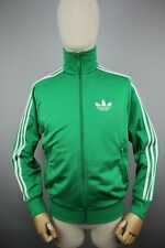 Adidas Originals style 90's Vintage Mens Tracksuit Top Jacket Size XS