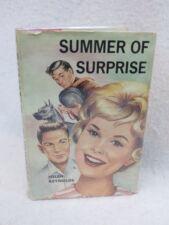 Helen Reynolds  SUMMER OF SURPRISE  Funk & Wagnalls  c.1960  Book CLub Ed.HC/DJ