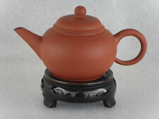 Authentic Chinese YiXing ZiSha Hand-made ShuiPing Teapot 3.4 oz / 100 ml
