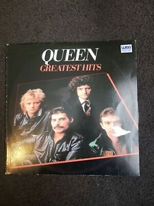 Queen Greatest Hits, Oz original 1981 pressing, vinyl LP.