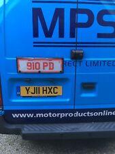 Magnetic Trade Plate Holder© - Vans, lorries, commercials