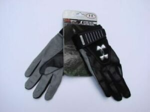 Under Armour UA Metal Batting Gloves Save 50% Baseball Softball Small