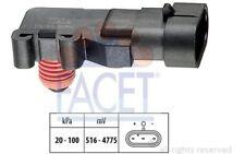 FACET Sensor, presión de sobrealimentación OPEL ASTRA RENAULT LAGUNA 10.3011