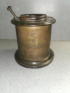 "Seltene grosse Sammelbüchse, Spardose, Modell ""Monaco"" D.R.G.M. 40461, um 1915"