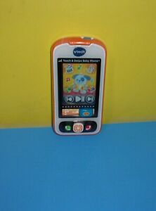 Vtech Touch and Swipe Baby Phone Kids Cellphone Toy Touchscreen Working